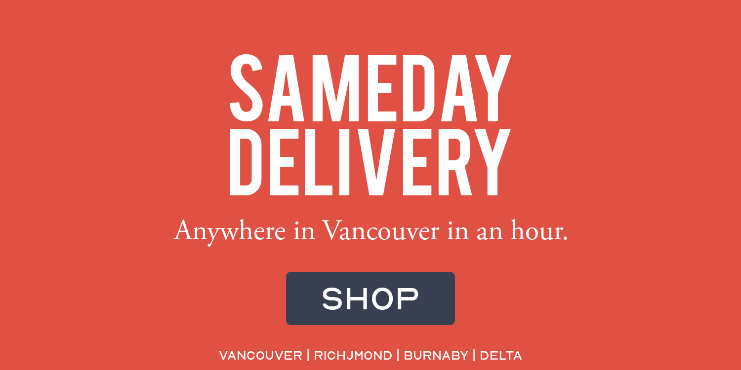 SAME-DAY CANNABIS DELIVERY Vancouver